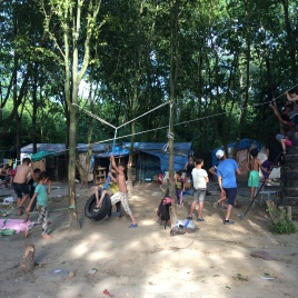 Système b - Jeux d'enfants - juillet 2016