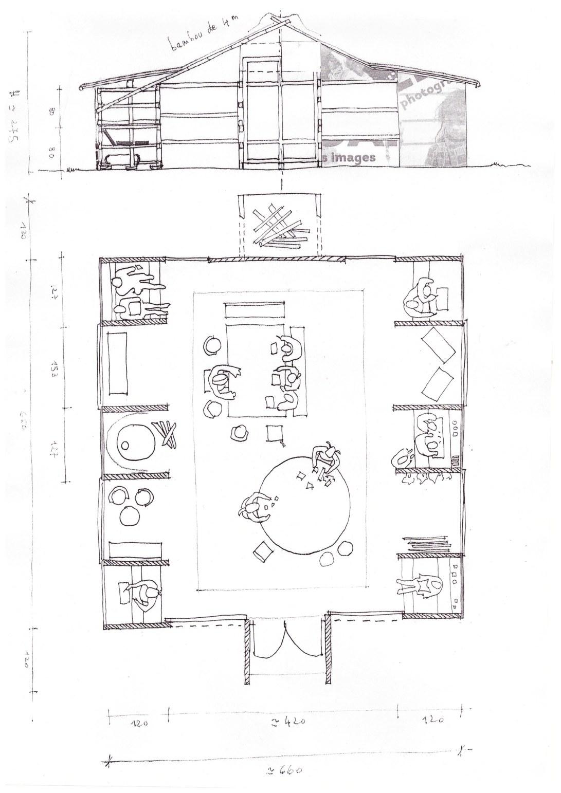 Ecole n°2 dessins