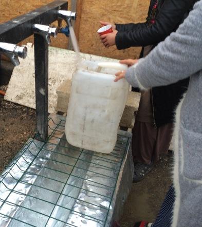 système B-point d'eau 2